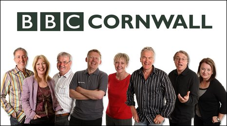 BBC Cornwall team