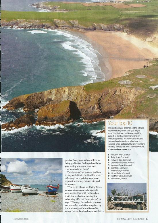 Cornwall Life page 3