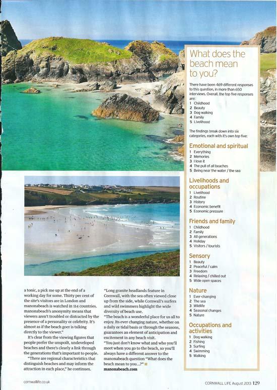 Cornwall Life page 5