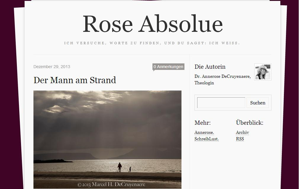 Rose Absolue