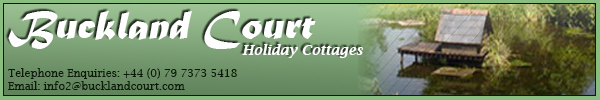 Buckland Court Holiday Cottages