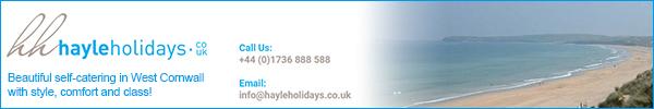hayle holidays