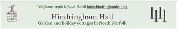 Hindringham Hall