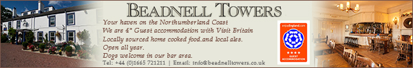 Beadnell Towers