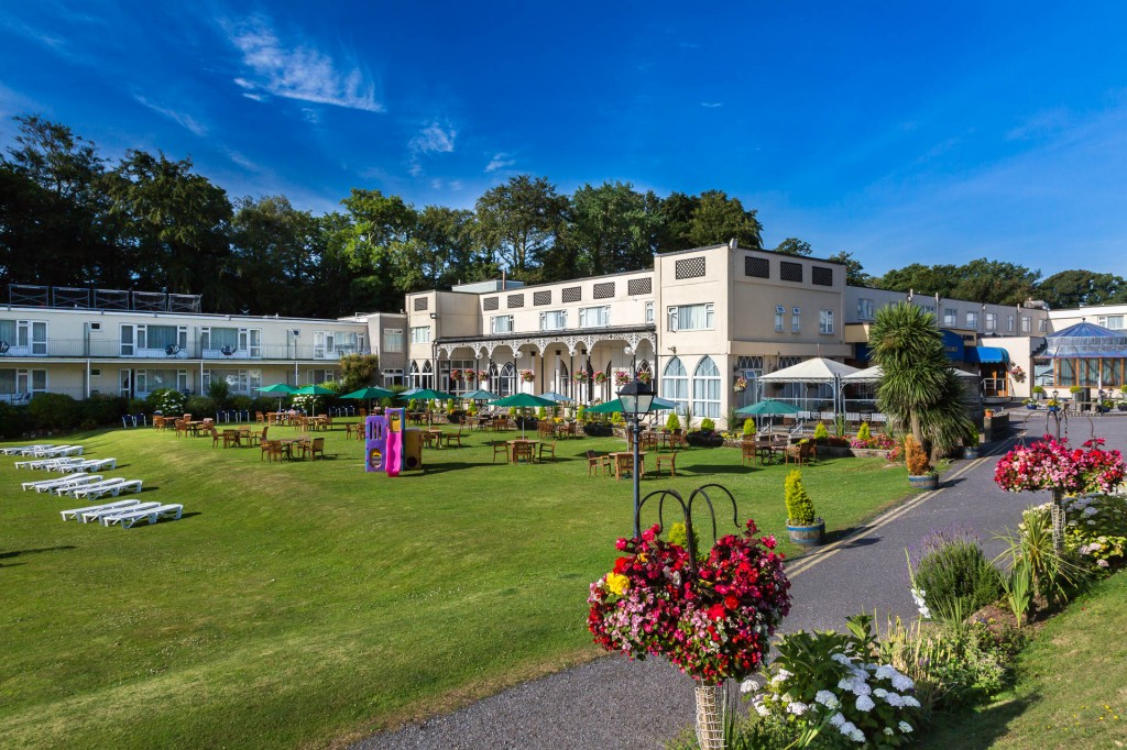 The Langstone Cliff Hotel